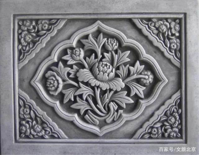 """中国砖雕艺术的""""四大名旦""""之首!皇城范儿的北京砖雕您了解吗?"""