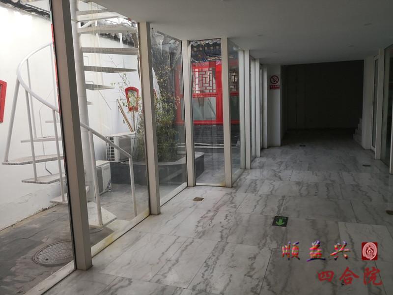 【出租】安定门精装修小独院