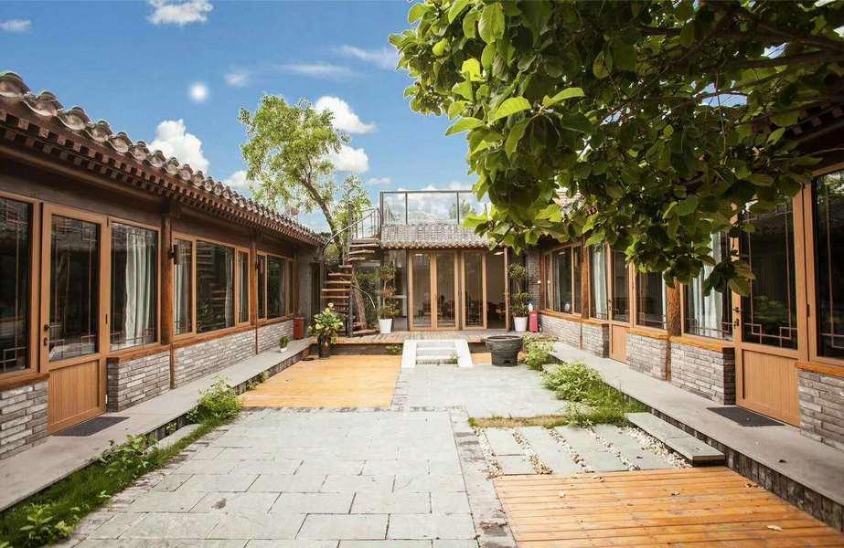 北京四合院无论出租出售,都是升值最快的房