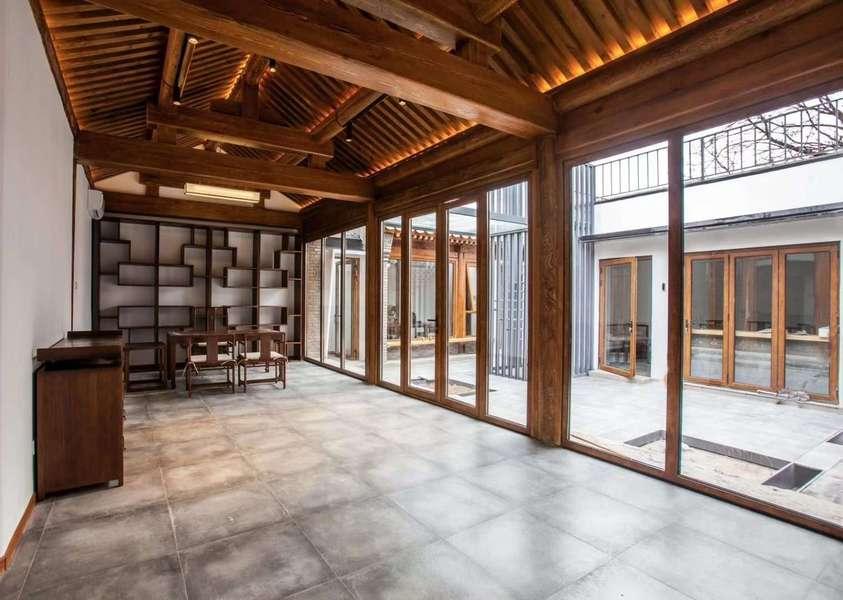 北京目前的四合院市场,租一套院子租金是多