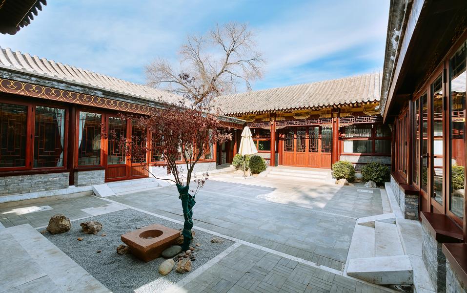 北京故宫附近的四合院价格是多少?一般人买