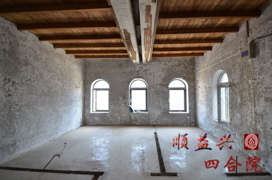 title='【出租】民国文化小院'