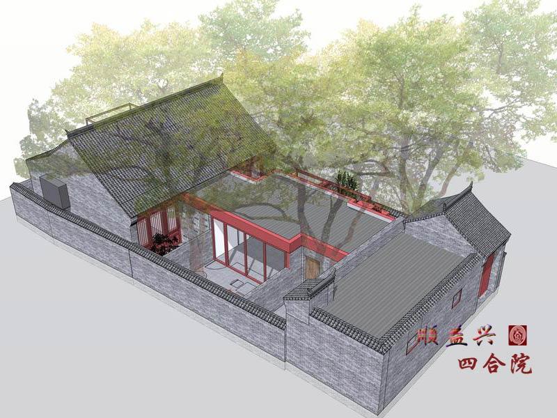 title='【出租】什刹海新翻建正座独院'