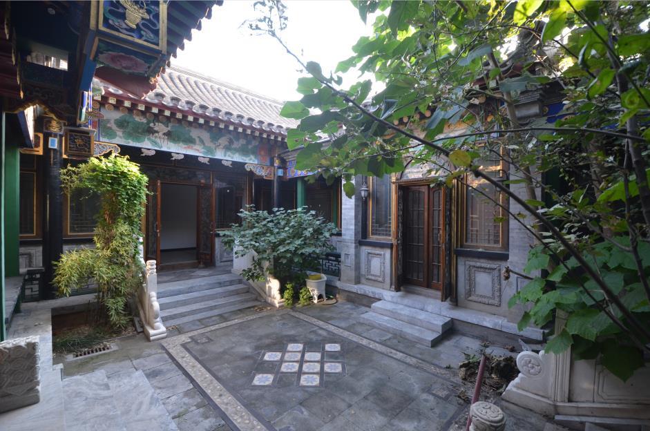 老北京四合院专营国子监四合院出售信息:北