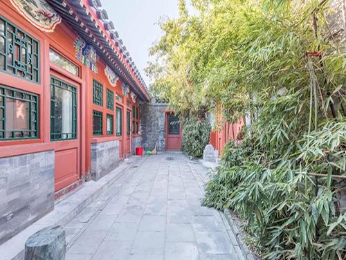 北京四合院出售:怎样才能准确把握四合院的