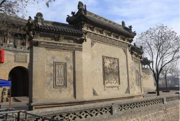 古建筑影壁——极具中国特色的建筑符号