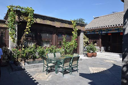 我想在北京有个院子,享受静谧之美!