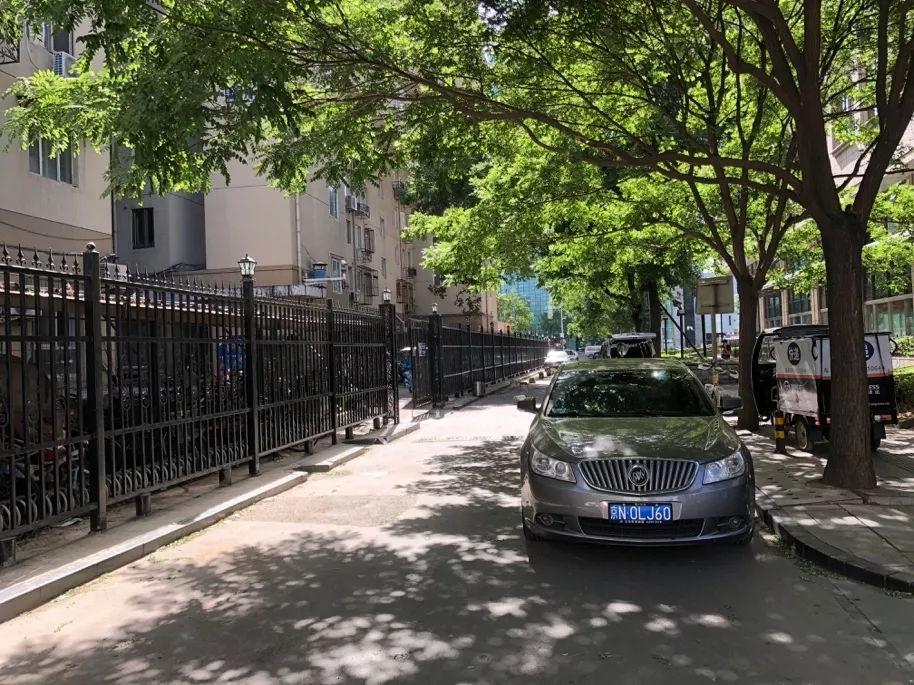 """""""中非蓝""""包场,这些街巷值得您一逛!"""