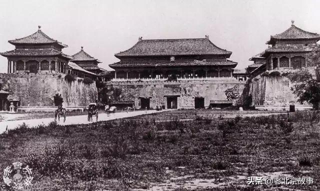 1920年的老北京城 老北京罕见老照片大曝光