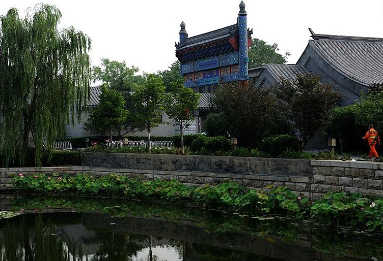 寻找老北京的记忆——雨儿胡同