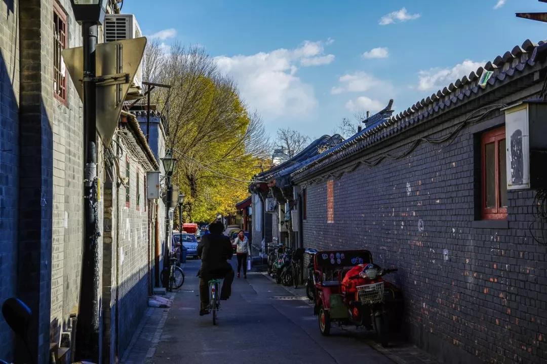 在这14条胡同里,藏着北京最地道的京味儿