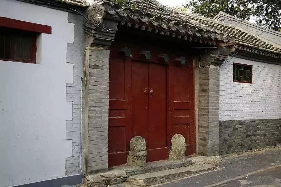 胡同建筑里这些门道儿,老北京人都不一定知