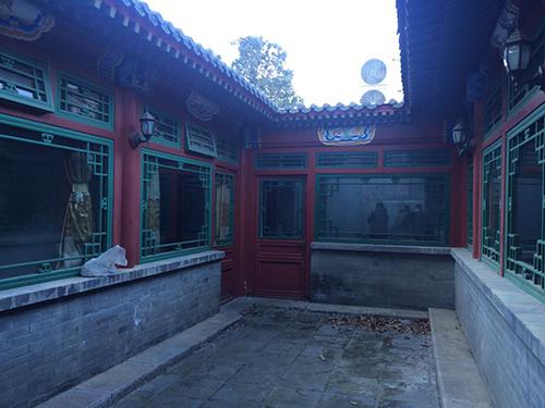 【出租】长安街 南池子 复古 独院 适合办公接待