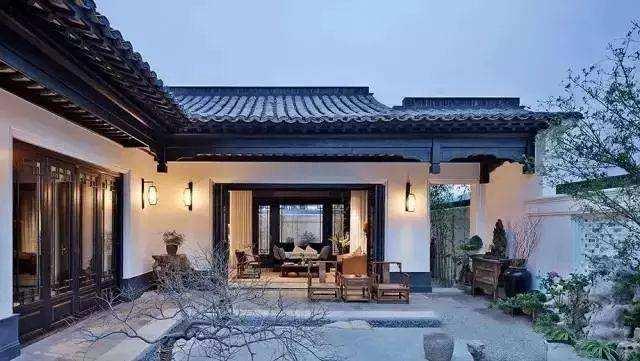 最美中式庭院,第一眼就足够让你惊艳!