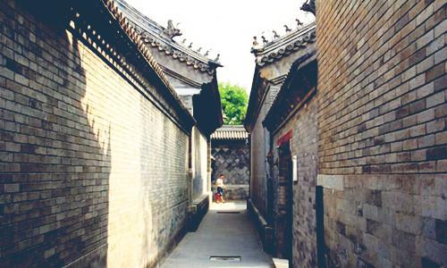 來北京小院,感受真正的北京風情!