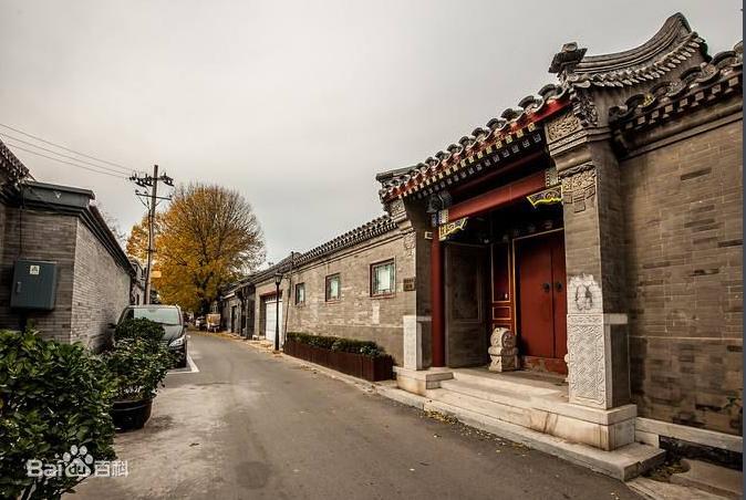 北京最藏龙卧虎的一条胡同