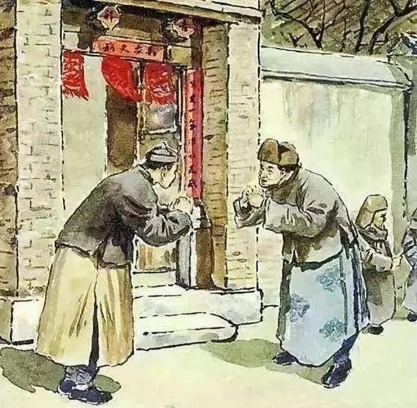 """""""进门叫人?#20445;?#21548;北京人的!太真实了!"""