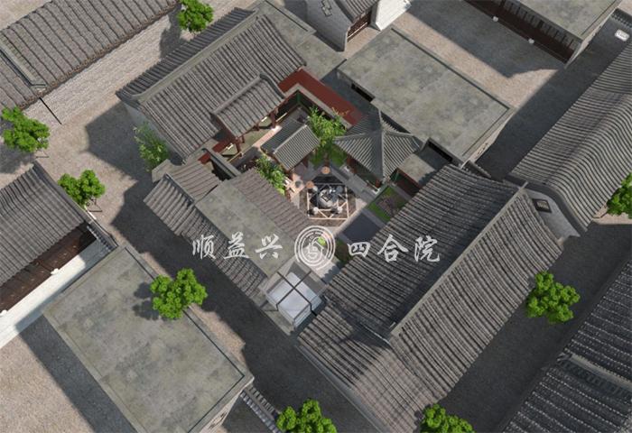 【出租】新太仓精装四合院