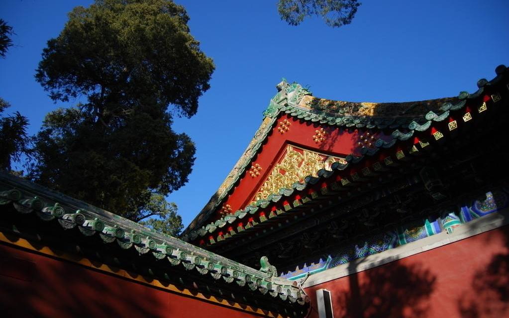 北京超美仿古精致四合院出租,旧鼓楼胡同里